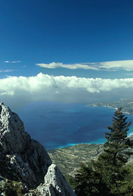 Ainos Mountain Kefalonia